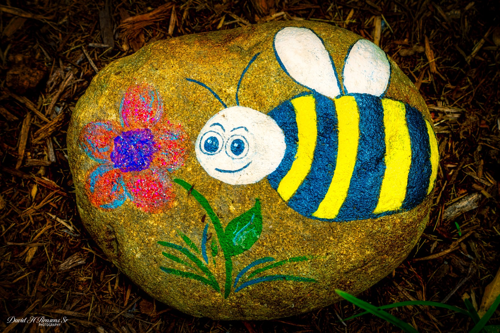 Be all you can Bee